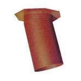 Патрубок шибера с опорным флацем ПТШ-О