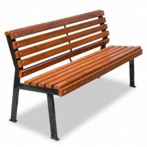 Скамейка без подлокотников